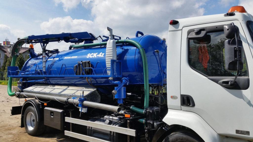 wuko - pojazd doczyszczenia kanalizacji - bok 4