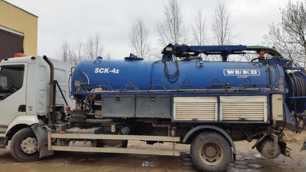 wuko - pojazd doczyszczenia kanalizacji - bok 5